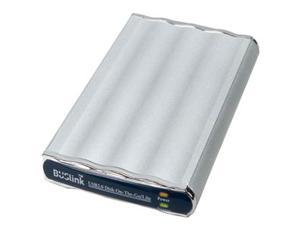 "BUSlink Disk-On-The-Go 250GB USB 2.0 2.5"" External Slim Drive DL-250-U2"