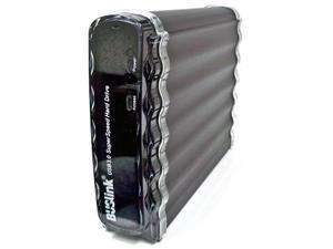 """BUSlink 2TB USB 2.0/USB 3.0/FireWire 400/FireWire 800/eSATA 3.5"""" External Hard Drive"""