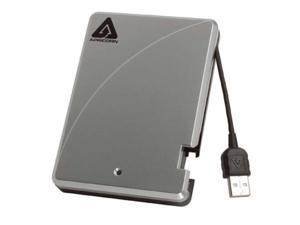 "APRICORN Aegis Portable 160GB USB 2.0 2.5"" External Hard Drive A25-USB-160"
