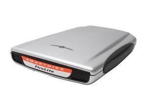 "SMARTDISK FireLite 160GB USB 2.0 2.5"" External Hard Drive"