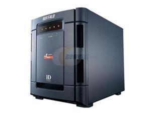 "BUFFALO DriveStation Quattro 2TB USB 2.0 / eSATA 3.5"" External Hard Drive"