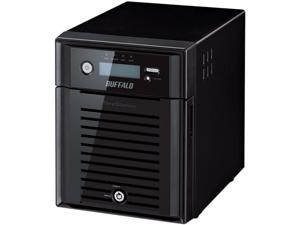 BUFFALO TS5400DN0804 8TB (4 x 2TB) TeraStation 5400DN 4-Bay 8TB (4 x 2TB) RAID NAS & iSCSI Unified Storage