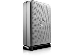 "Seagate GoFlex Desk for Mac 2TB 3.5"" USB 2.0 / Firewire800 External Hard Drive Model STBC2000101"