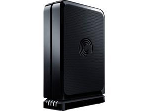 "Seagate GoFlex 3TB 3.5"" USB 2.0 / Firewire800 Desk for Mac External Drive"
