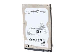 "Seagate Momentus Thin ST320LT020 320GB 5400 RPM 16MB Cache SATA 3.0Gb/s 2.5"" Internal Notebook Hard Drive"