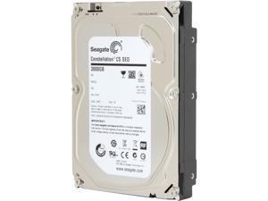 "Seagate Constellation CS ST3000NC000 3TB 7200 RPM 64MB Cache 3.5"" Internal Hard Drive"