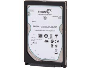 "Seagate Momentus 7200.4 ST320LT023 320GB 7200 RPM 16MB Cache SATA 3.0Gb/s 2.5"" Internal Notebook Hard Drive Bare Drive"