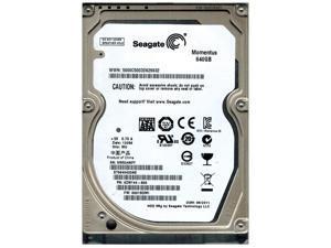 "Seagate ST9640423AS 640GB 5400 RPM 16MB Cache SATA 2.5"" Internal Notebook Hard Drive Bare Drive"