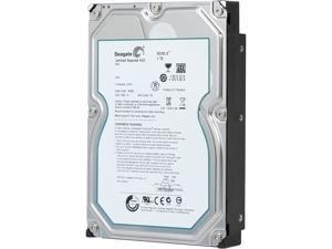 "Seagate SV35 Series ST31000526SV 1TB 7200 RPM 32MB Cache SATA 6.0Gb/s 3.5"" Internal Hard Drive -Manufacture Recertified"