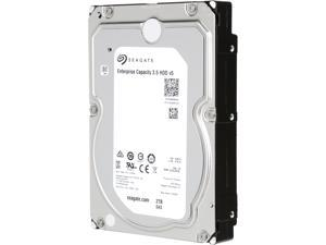 "Seagate ST2000NM0045 2TB 7200 RPM 128MB Cache 512n SAS 3.5"" Enterprise Internal Hard Drive Bare Drive"