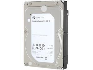 Seagate Enterprise Capacity 3.5'' HDD 3TB 7200 RPM 512n SAS 12Gb/s 128MB Cache Internal Hard Drive ST3000NM0025