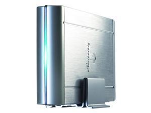 iomega Silver 33750 Desktop Hard Drive, USB 2.0, 750GB