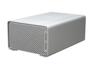 """iomega UltraMax Plus 4TB USB 2.0 / Firewire400 / Firewire800 / eSATA 3.5"""" External Hard Drive"""