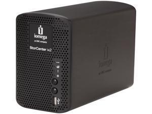 iomega 35427 StorCenter ix2-200 Network Storage, Cloud Edition