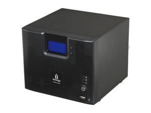 iomega 35439 StorCenter ix4-200d Network Storage, Cloud Edition 8TB