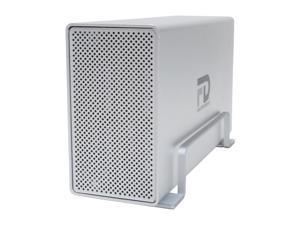 "Fantom Drives G-Force MegaDisk 2TB USB 2.0 / Firewire400 / Firewire800 3.5"" External Hard Drive"