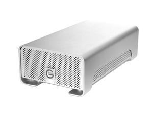 "G-Technology G-RAID 2 1TB 7200 RPM 3.5"" USB 2.0 / Firewire400 / Firewire800 External Hard Drive Model 907207-01"