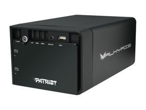 Patriot PCNASVK35S2 Valkyrie 2-Bay Network Attach