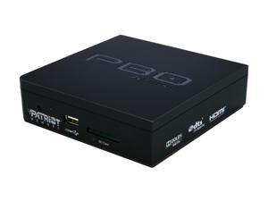 Patriot PCMPBOA PBO Alpine Full HD All-In-One Media Player with HDMI, Android 2.2