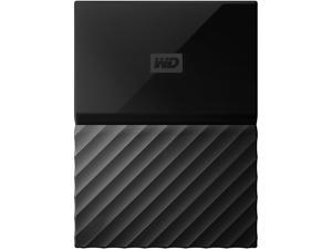 WD My Passport for Mac 1TB USB 3.0 Portable Storage Model WDBFKF0010BBK-WESN