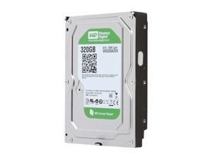 "Western Digital WD Green WD3200AZDX 320GB IntelliPower SATA 6.0Gb/s 3.5"" Internal Hard Drive"