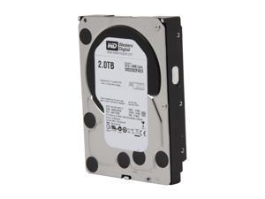 "WD Black WD2002FAEX 2TB 7200 RPM 64MB Cache SATA 6.0Gb/s 3.5"" Internal Hard Drive Bare Drive"