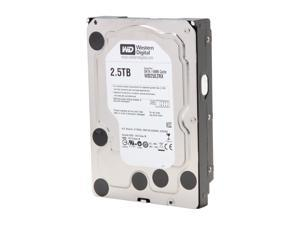 "WD WD Green WD25EZRX-FR 2.5TB 64MB Cache SATA 6.0Gb/s 3.5"" Internal Hard Drive"