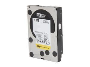"Western Digital RE4-GP WD2003FYPS 2TB 7200 RPM 64MB Cache SATA 3.0Gb/s 3.5"" Internal Hard Drive Bare Drive"