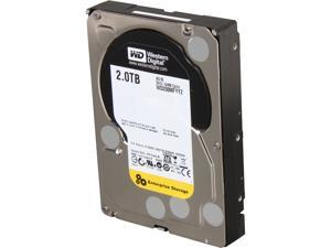 "WD RE WD200MFYYZ 2TB 7200 RPM 64MB Cache SATA 6.0Gb/s 3.5"" Internal Hard Drive"