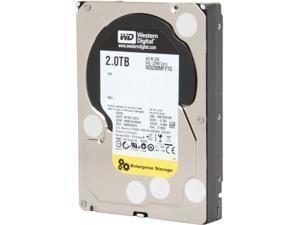 "WD RE WD200MFYYG 2TB 7200 RPM 32MB Cache SAS 6Gb/s 3.5"" Internal Enterprise Hard Drive"