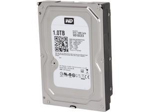 "Western Digital Blue WD10EZEX 1TB 7200 RPM 64MB Cache SATA 6.0Gb/s 3.5"" Internal Hard Drive Bare Drive"