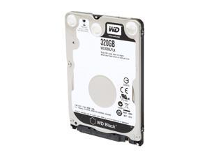 "WD Black WD3200LPLX 320GB 7200 RPM 32MB Cache SATA 6.0Gb/s 2.5"" Internal Hard Drive Bare Drive"