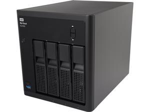 My Cloud Business Series DL4100 4-Bay NAS Diskless with Intel processor