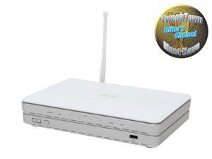 ASUS WL-700gE-160G Multifunctional Broadrange Wireless Router(160GB Hard Drive Pre-installed)