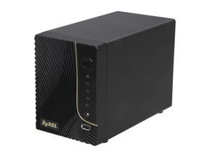 ZyXEL NSA320 2-Bay Power Media Server