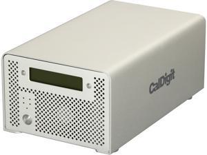 CalDigit VR2 2TB 1 x USB 3.0 / 2 x Firewire 800 / 1 x Firewire 400 / 1 x eSATA External Hard Drive Silver