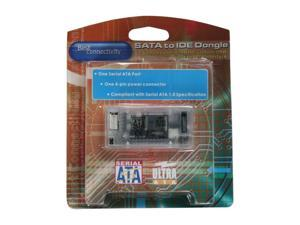 SYBA SD-SATA-IDE SATA/IDE Adapter, Connect IDE Devices to SATA Port on Motherboard