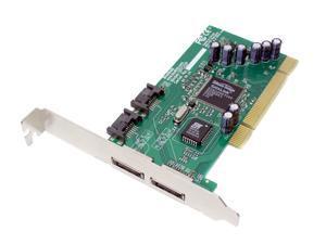 BUSlink PCI-2S PCI SATA 2 Port RAID Card