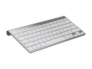 Apple MC184LL/B White Bluetooth Wireless Keyboard (OEM)