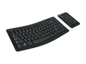 Microsoft CXD-00001 Black Bluetooth Wireless Keyboard