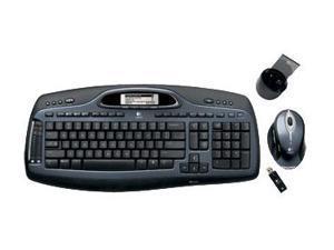 Logitech MX 5000 Black Bluetooth Wireless Desktop