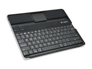 Logitech 920-003402 Keyboard Case for iPad 2 Black