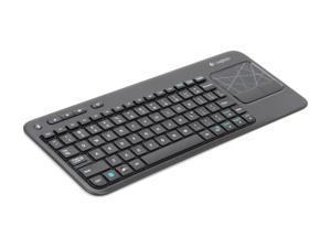 Logitech K400 (920-003070) Black USB RF Wireless Standard Keyboard