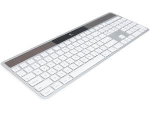 Logitech Wireless Solar Keyboard K750 for Mac K750 RF Wireless Keyboard