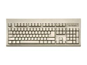 KeyTronic KT800PS2GUS-C Gray Keyboard