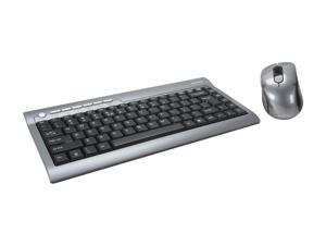 A4Tech 7700N Black RF Wireless Keyboard & Mouse