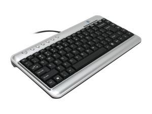 A4Tech KL-5 2-Tone X-Slim Keyboard