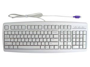 AOpen KB-858 Beige Wired Keyboard