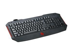 Tt eSPORTS CHALLENGER Gaming Keyboard Black KB-CHL002US