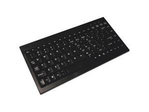 ADESSO ACK-595UB Black USB Wired Mini Keyboard